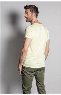 T-Shirt FLAGY Homme S20116 (50645) - DEELUXE
