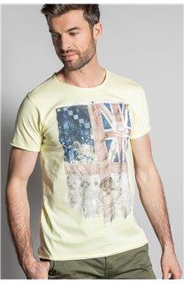 T-Shirt FLAGY Homme S20116 (50646) - DEELUXE