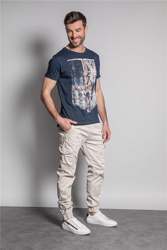 T-Shirt FLAGY Homme S20116 (50656) - DEELUXE
