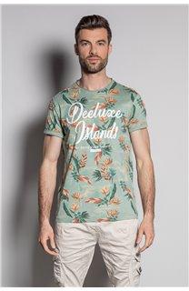 T-Shirt T-SHIRT FRESH Homme S20156 (50659) - DEELUXE