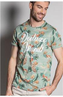 T-Shirt T-SHIRT FRESH Homme S20156 (50661) - DEELUXE