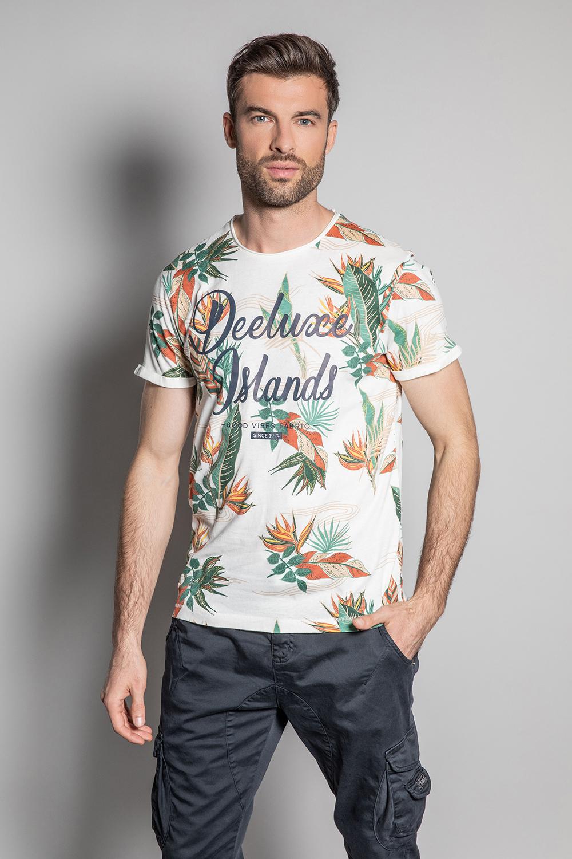 T-Shirt T-SHIRT FRESH Homme S20156 (50662) - DEELUXE