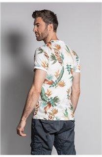 T-Shirt T-SHIRT FRESH Homme S20156 (50665) - DEELUXE