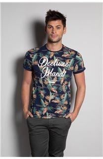 T-Shirt T-SHIRT FRESH Homme S20156 (50667) - DEELUXE