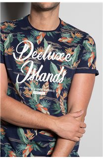T-Shirt T-SHIRT FRESH Homme S20156 (50671) - DEELUXE