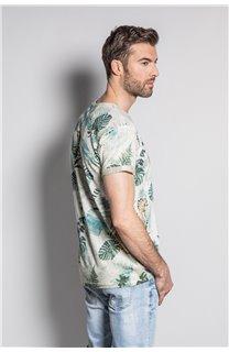 T-Shirt T-SHIRT JOSHUA Homme S20108 (50675) - DEELUXE