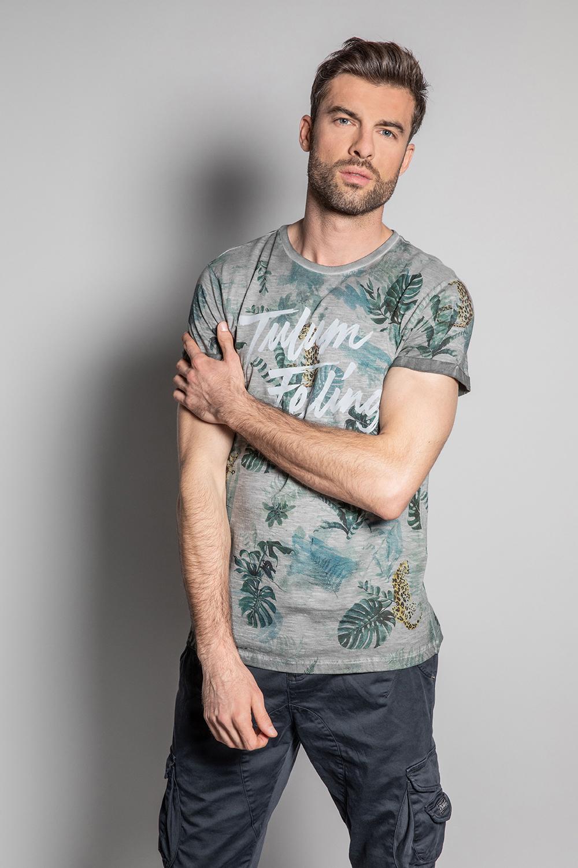 T-Shirt T-SHIRT JOSHUA Homme S20108 (50677) - DEELUXE