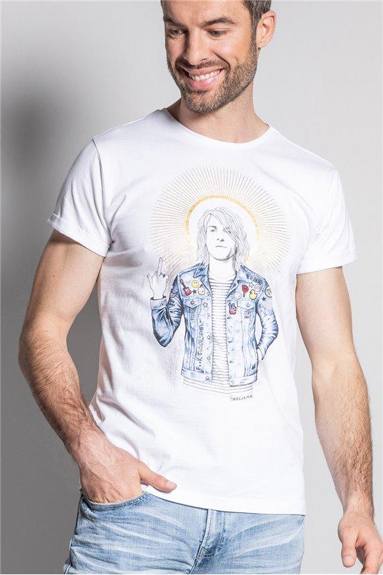 T-Shirt SERENITY Homme S20197 (50811) - DEELUXE