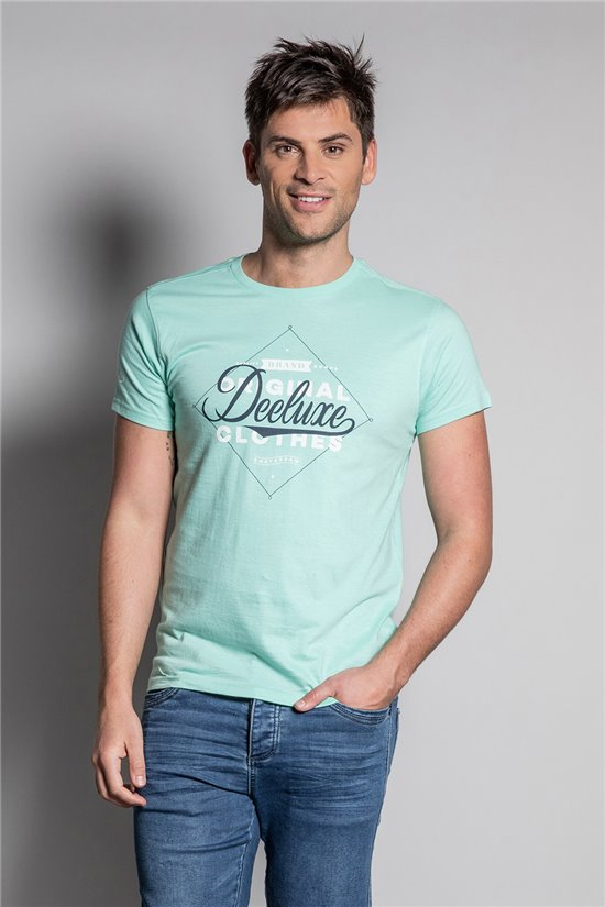 T-Shirt T-SHIRT PAINAPO Homme S20133 (50852) - DEELUXE