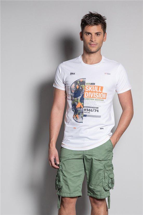 T-Shirt SURPLUS Homme S20166 (50867) - DEELUXE