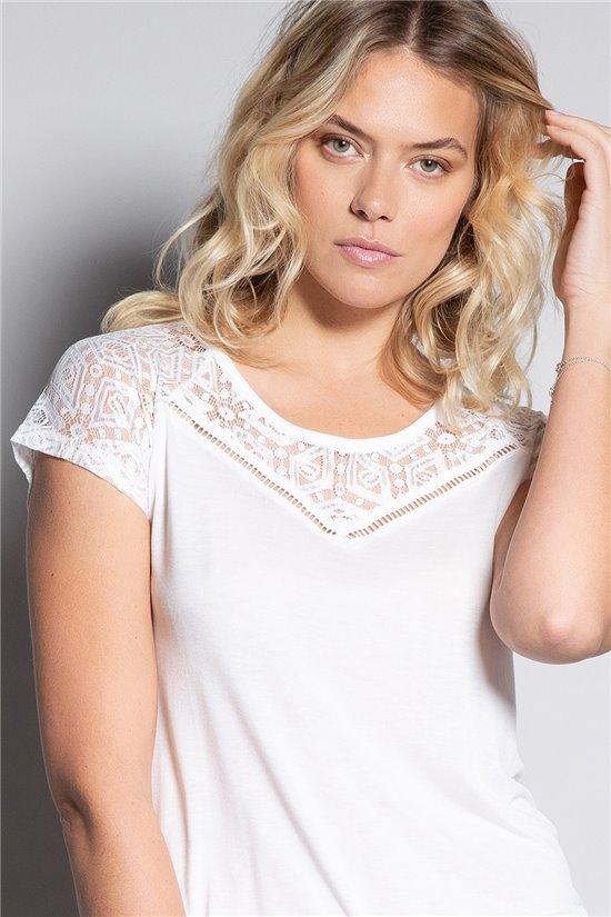 T-Shirt T-Shirt CLEA Femme S20106W (50946) - DEELUXE
