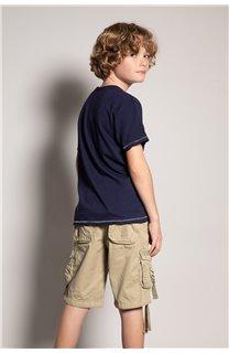 T-Shirt T-Shirt ALDO Garçon S20144B (51065) - DEELUXE