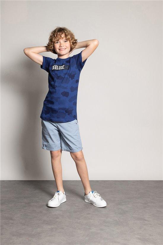 T-Shirt T-SHIRT WEAK Garçon S20147B (51191) - DEELUXE