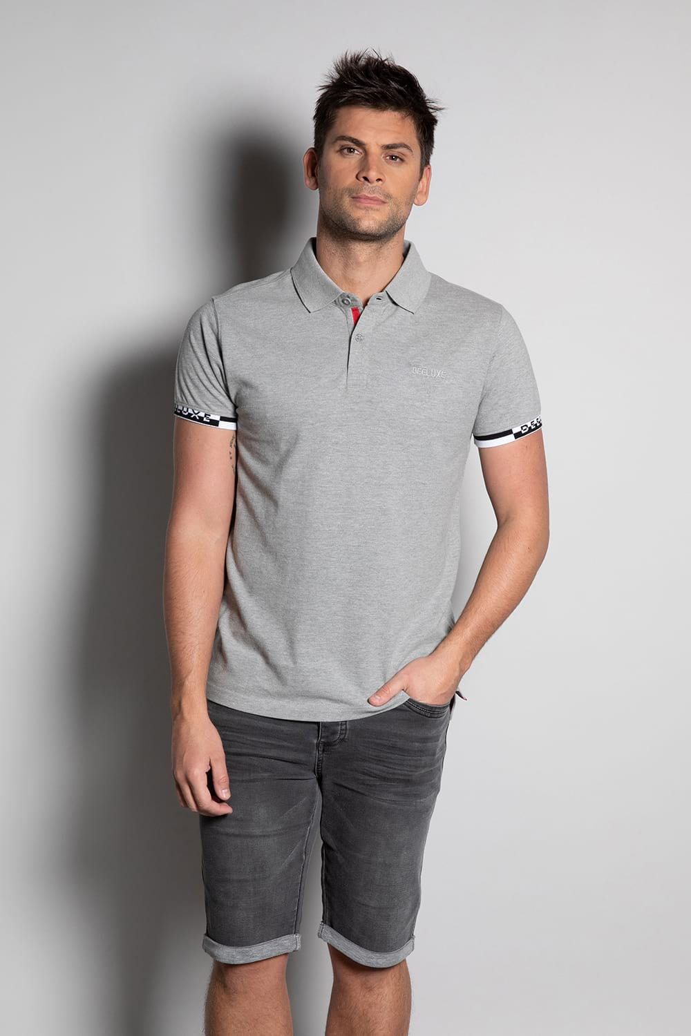 Polo POLO WARRIOR Homme S20209 (51316) - DEELUXE