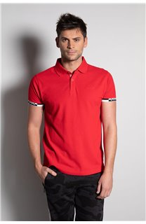 Polo POLO WARRIOR Homme S20209 (51321) - DEELUXE