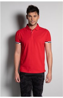 Polo POLO WARRIOR Homme S20209 (51323) - DEELUXE