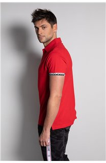 Polo POLO WARRIOR Homme S20209 (51324) - DEELUXE