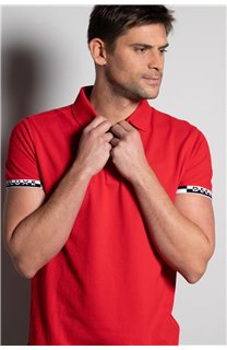 Polo POLO WARRIOR Homme S20209 (51325) - DEELUXE