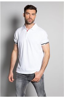 Polo POLO WARRIOR Homme S20209 (51326) - DEELUXE