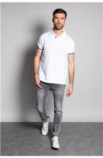Polo POLO WARRIOR Homme S20209 (51327) - DEELUXE