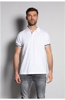 Polo POLO WARRIOR Homme S20209 (51328) - DEELUXE