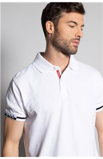 Polo POLO WARRIOR Homme S20209 (51330) - DEELUXE