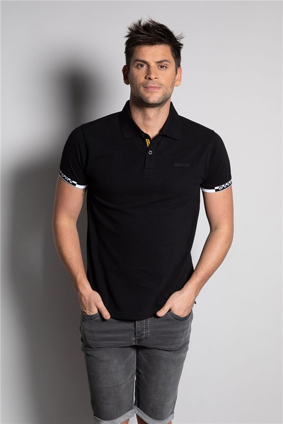 Polo WARRIOR Homme S20209 (51331) - DEELUXE