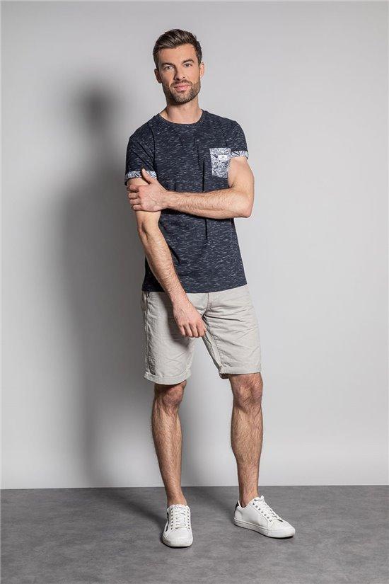 T-Shirt T-SHIRT SHAMAR Homme S20195 (51347) - DEELUXE