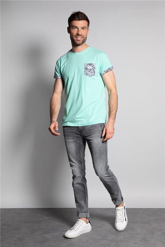 T-Shirt SHAMAR Homme S20195 (51352) - DEELUXE