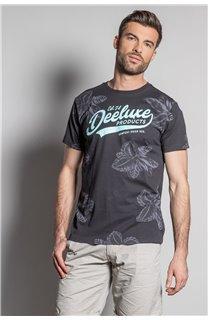 T-Shirt T-SHIRT STUNNING Homme S20139 (51368) - DEELUXE