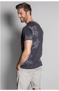 T-Shirt T-SHIRT STUNNING Homme S20139 (51369) - DEELUXE