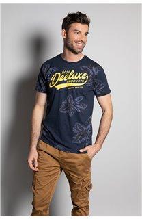 T-Shirt T-SHIRT STUNNING Homme S20139 (51376) - DEELUXE