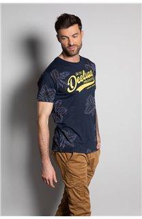 T-Shirt T-SHIRT STUNNING Homme S20139 (51377) - DEELUXE