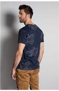 T-Shirt T-SHIRT STUNNING Homme S20139 (51379) - DEELUXE