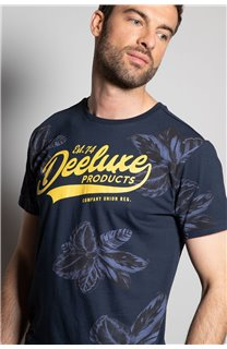 T-Shirt T-SHIRT STUNNING Homme S20139 (51380) - DEELUXE