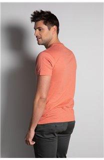 T-Shirt KALONI Homme S20176 (51405) - DEELUXE