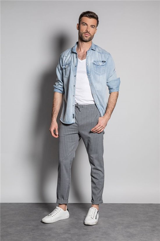Pantalon KINSLEY Homme Deeluxe
