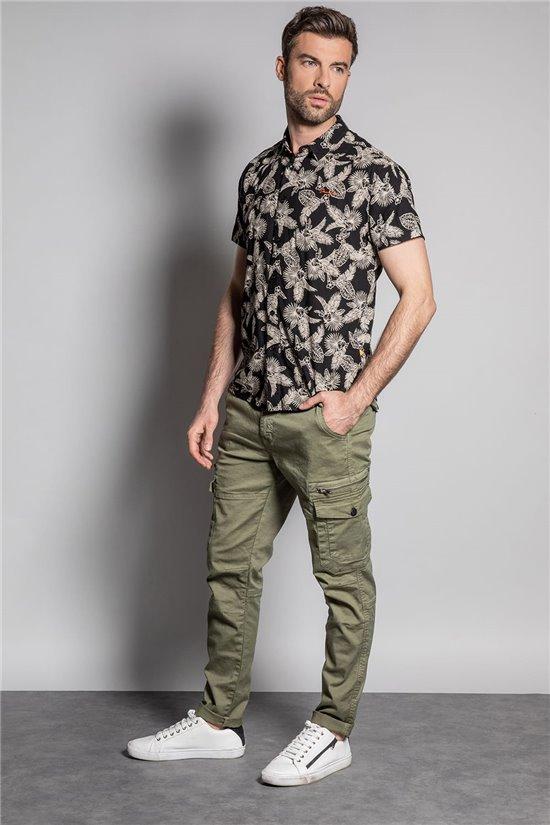 Pantalon PANTALON DANAKIL Homme S207004 (51476) - DEELUXE