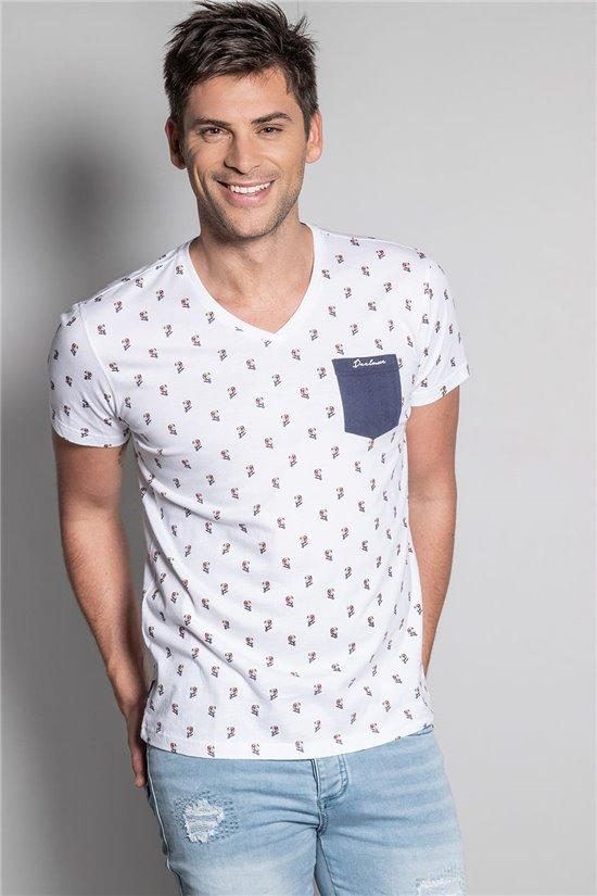 T-Shirt TOUCAN Homme S20173 (51502) - DEELUXE