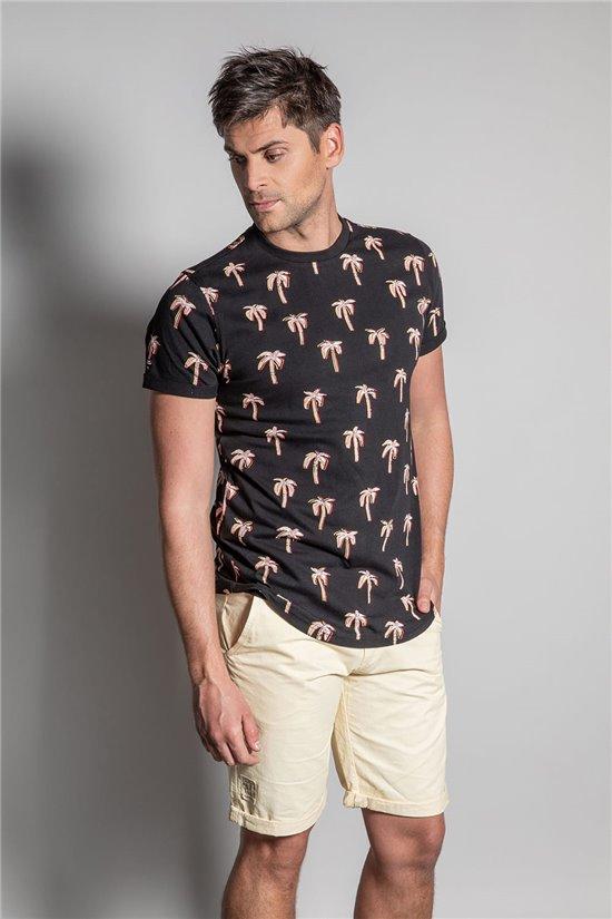 T-Shirt T-SHIRT HEMA Homme S20119 (51527) - DEELUXE