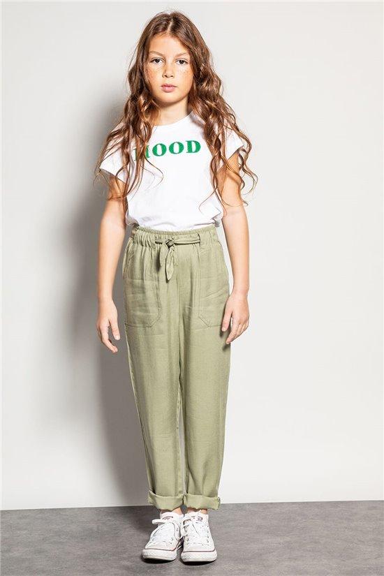 T-Shirt MOOD Fille S20136G (51668) - DEELUXE