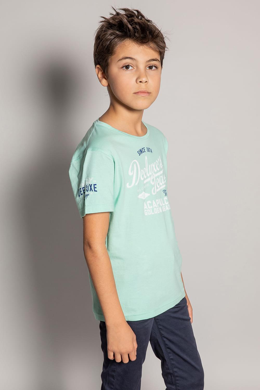 T-Shirt T-Shirt EIGHTISON Garçon S20131B (51759) - DEELUXE