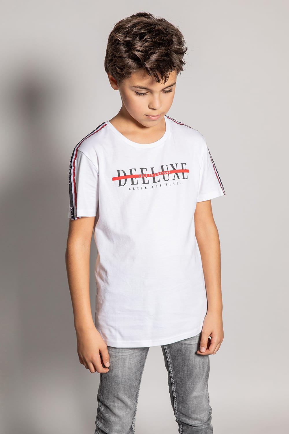 T-Shirt RALF - Couleur - White, Taille - 8