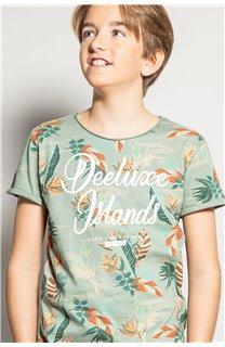 T-Shirt T-Shirt FRESH Garçon S20156B (51792) - DEELUXE