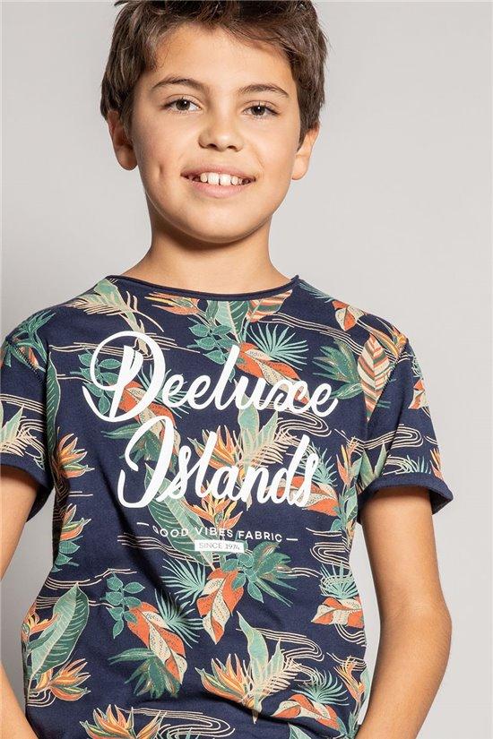 T-Shirt T-Shirt FRESH Garçon S20156B (51788) - DEELUXE