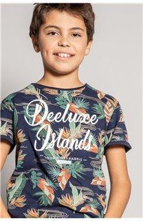 T-Shirt T-Shirt FRESH Garçon S20156B (51802) - DEELUXE