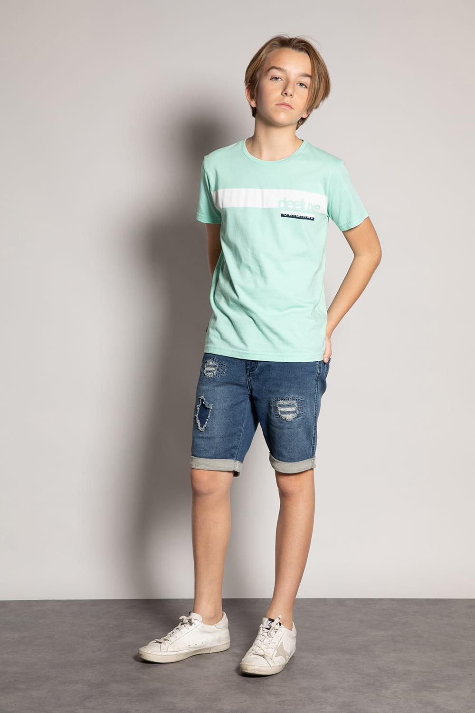 T-Shirt REBORN Garçon S20155B (51833) - DEELUXE