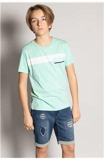 T-Shirt REBORN Garçon S20155B (51835) - DEELUXE