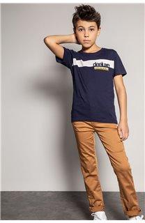 T-Shirt REBORN Garçon S20155B (51838) - DEELUXE