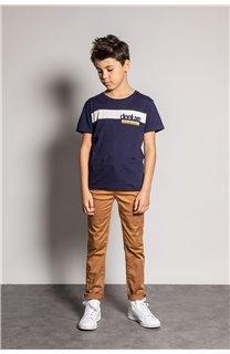 T-Shirt REBORN Garçon S20155B (51839) - DEELUXE